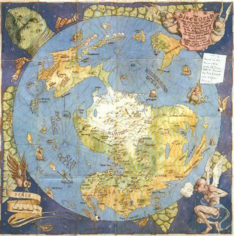 discworld map discworld map disc world