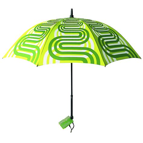 An Umbrella That Lights Up by Flow Lighted Umbrella Bright Touch Of Modern