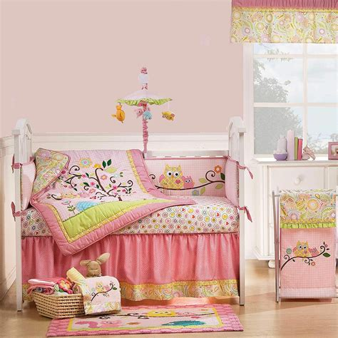 owl nursery bedding sets bedding baby gear and accessories