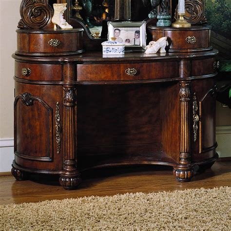 edwardian bedroom furniture pulaski furniture 242127 bedroom vanity edwardian 1500