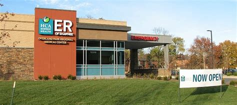 shawnee mission emergency room overland park regional center er opens in shawnee shawnee dispatch