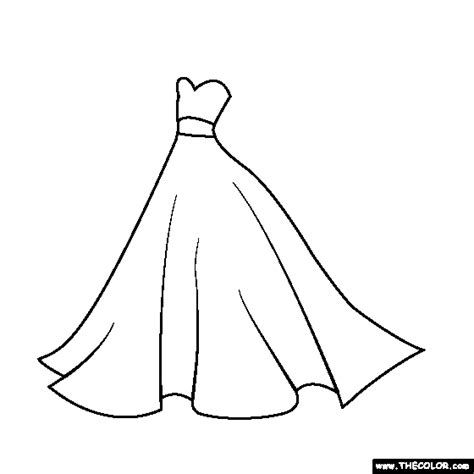 coloring book dress coloring pages starting with the letter w page 2