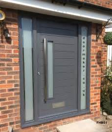 contemporary grey door and frame side panels decoraci 243 n