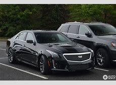 Cadillac CTS-V 2015 - 8 October 2016 - Autogespot Hennessey Ok