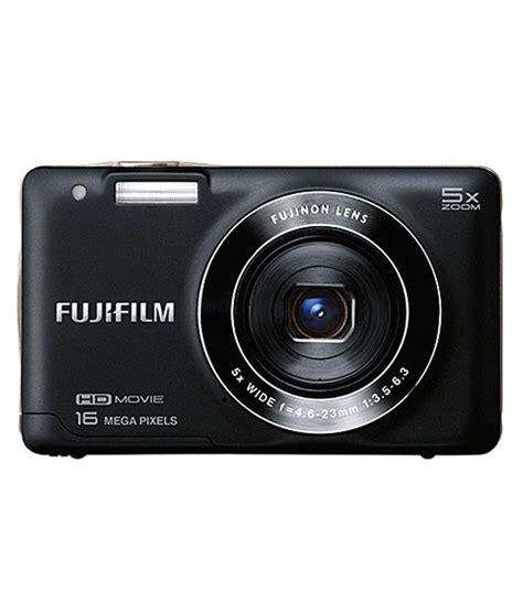 Finepix Fujifilm 16mp Murah Dslr fujifilm finepix jx680 16mp point shoot digital black price in india buy fujifilm