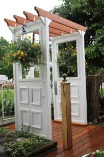 Using Old Doors In Landscaping 12 Ideas For Doors And Windows In The Garden Empress Of