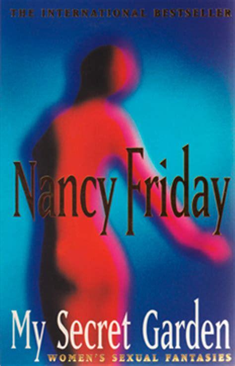 Secret Garden Nancy Friday by Secret Garden Quartet Books
