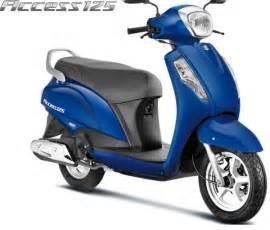Suzuki Access Parts Price Suzuki Access 125 2016 Launched In India At Rs 53887