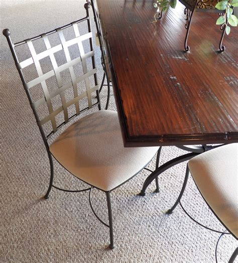 dining table charleston forge dining table and chairs