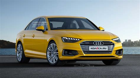 audi  facelift render  pass    real deal