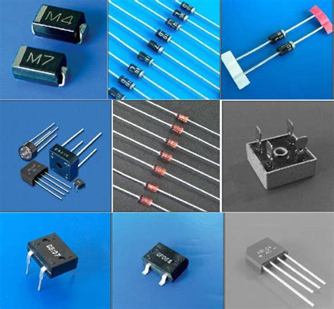 diode and rectifier diode rectifier