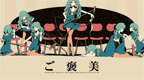 Dari Anime Manakah Hatsune Miku Dari 835 Hatsune Miku Vocaloid Konachan Konachan