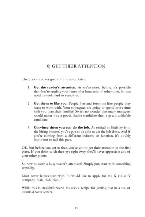 business letter anonymous salutation cover letter guide