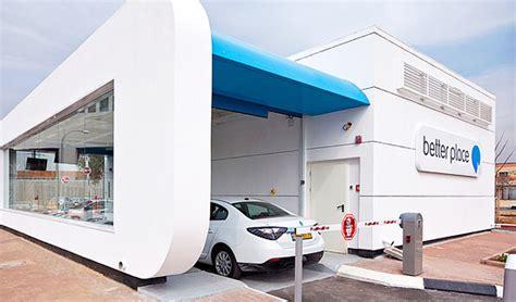 better place elektroauto erste ladestation f 252 r elektroautos israel magazin