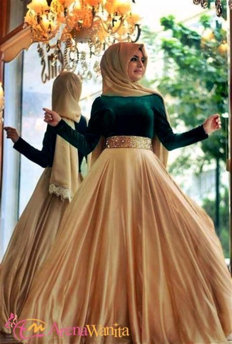 Baju Kebaya Muslim Ke Pesta contoh desain model kebaya muslim modern terbaru wanita newhairstylesformen2014
