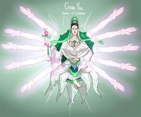 Teh Guan Yin guan yin goddess of mercy