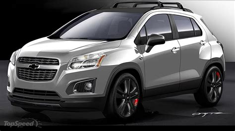 2016 chevrolet trax line series will appear at sema
