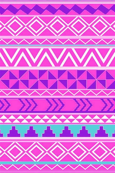 Pattern Colourful Tribal 0864 Casing For Iphone 6 Plus6s Plus Hardcas iphone wallpaper aztec tribal tjn iphone walls 1