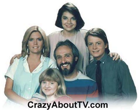 family ties tv show