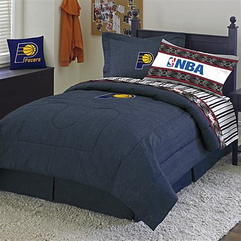 nba indiana pacers comforter set bed bath beyond