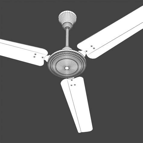 ceiling fan model cd52 ceiling fan 3d model buy ceiling fan 3d model flatpyramid