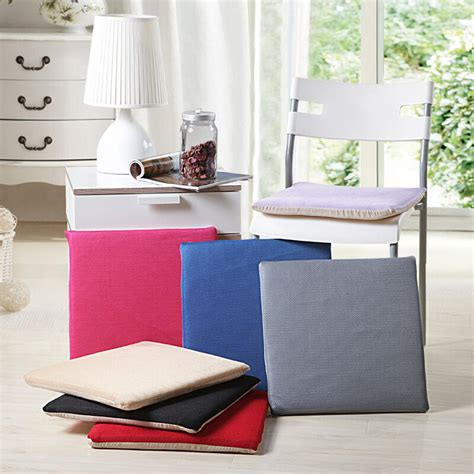 dining chair cushions dining garden patio home office antiskid chair seat pads