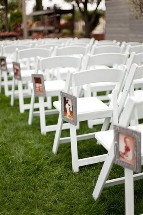 Wedding Ceremony Chair Decorations by 5 Ideas For Wedding Aisle Decorations Ceremony Decor