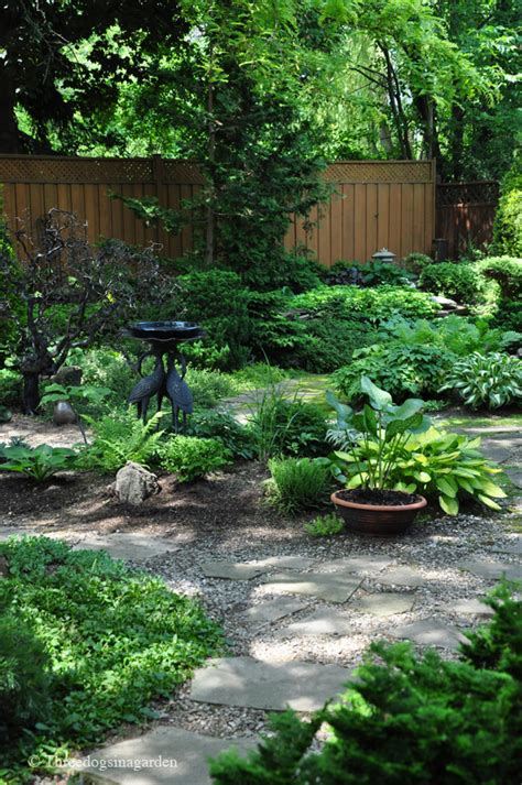 Garden Focal Point Ideas Three Dogs In A Garden Creating A Focal Point Part 2