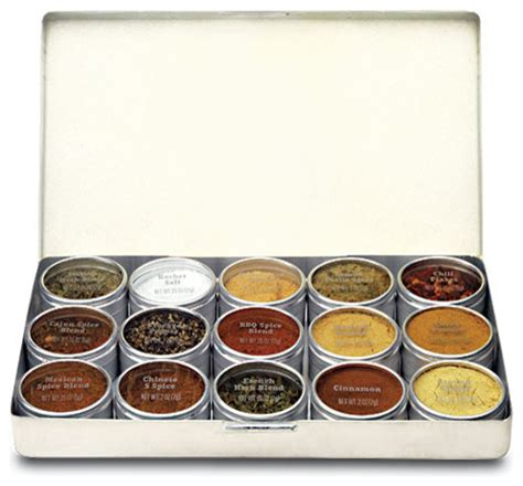 Travel Spice Rack by Travel Spice Kit Spice Jars And Spice