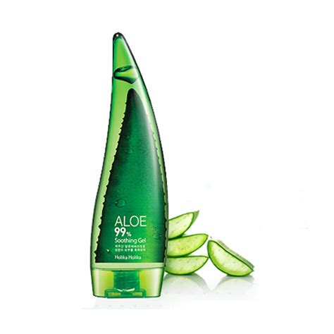 Holika Holika Aloe Vera 99 Soothing Gel 55ml Small Size holika holika aloe 99 soothing gel 55ml