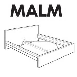 Bed Frames Repair Ikea Malm Bedframe Replacement Parts 29 00