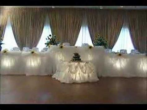 decorate your pictures wedding decor youtube