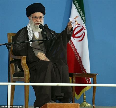 ali irhami pictures news information from the web iranian supreme leader says israel will be destroyed
