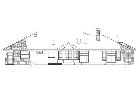 Ranch House Plans Grayling 10 207 Associated Designs | ranch house plans grayling 10 207 associated designs