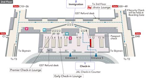 changi airport floor plan notice change of lounge at singapore changi international
