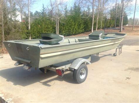 used jon boat trailer for sale ga fs 14 ft duracraft jon boat w trailer the outdoors trader