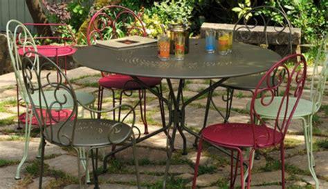 Table De Jardin Ronde Plastique