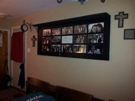 Door Picture Frame by Door Turned Picture Frame Coat Rack Shelf