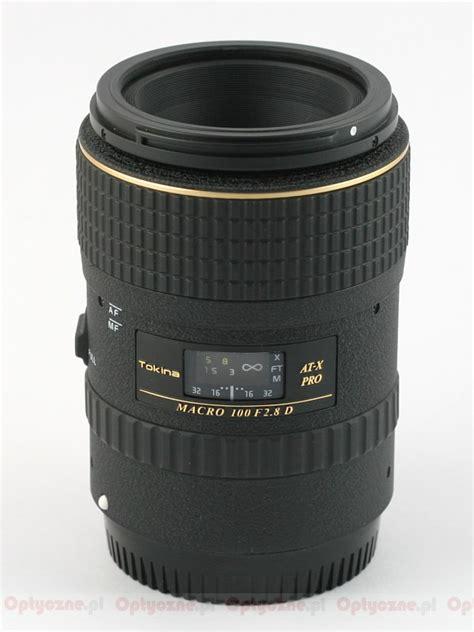 Laser Distance Pentax M100 lenstip lens review lenses reviews lens specification lenstip