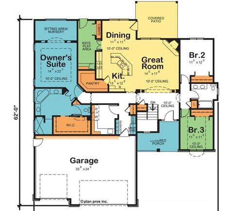 ranch style floor plan 1000 ideas about ranch floor plans on ranch