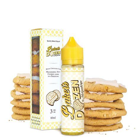 Premium Liquid Mr Baker Juice 60ml 10 Flavours baker s dozen by mr vape 60ml e juice the best vape