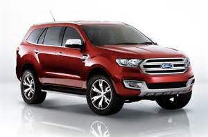 new cars prices new ford endeavour in india in 2015 autocar india