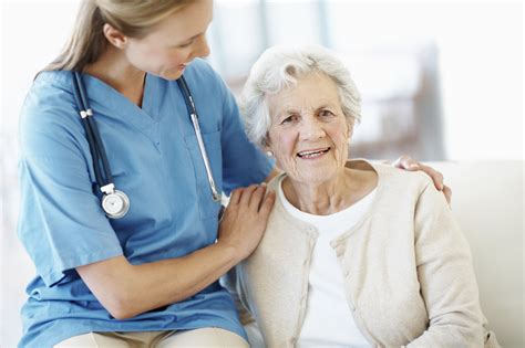 senior home health care on iii in aged care