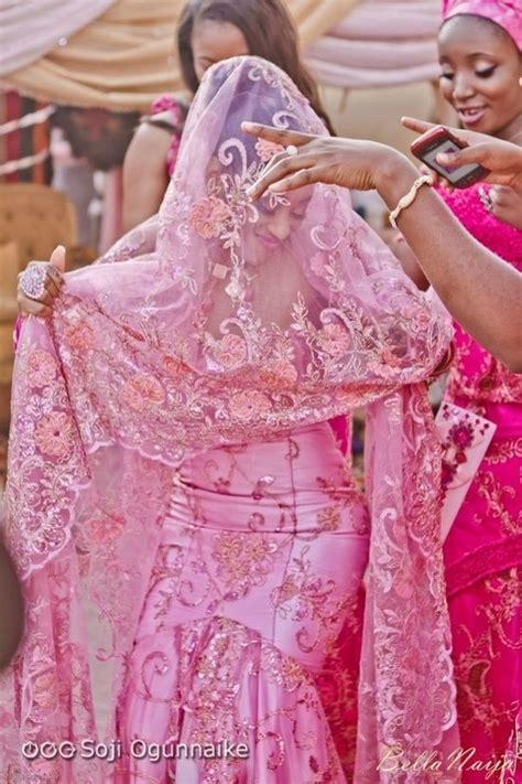 17 Best images about Pink Nigerian Weddings on Pinterest