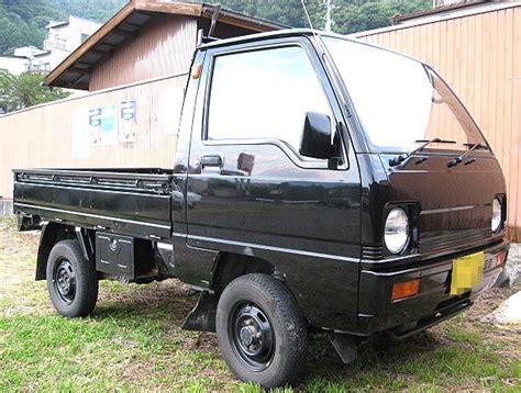 mitsubishi minicab truck mitsubishi minicab truck 4wd 1988 used for sale