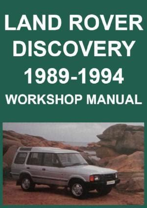 car manuals free online 1994 land rover discovery parental controls land rover series 3 1971 1985 workshop manual car manuals direct