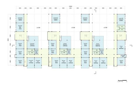 free design classroom layout gallery of kunshan middle school proposal united design