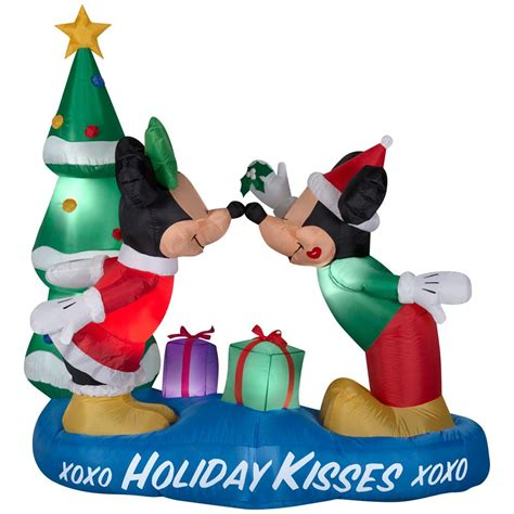 lawn decorations for christmas inflatable