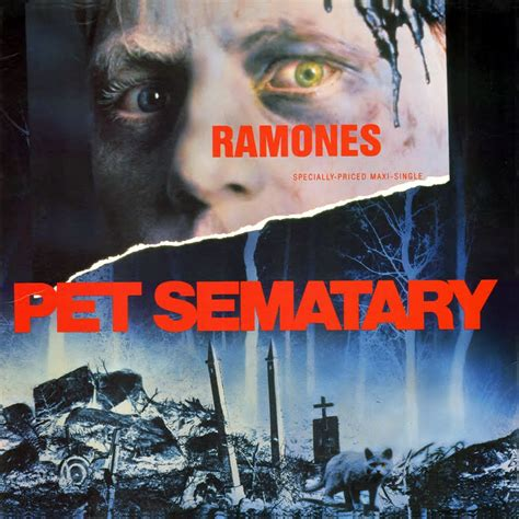 Pet Sematary Ramones | sons of the dolls ramones pet sematary