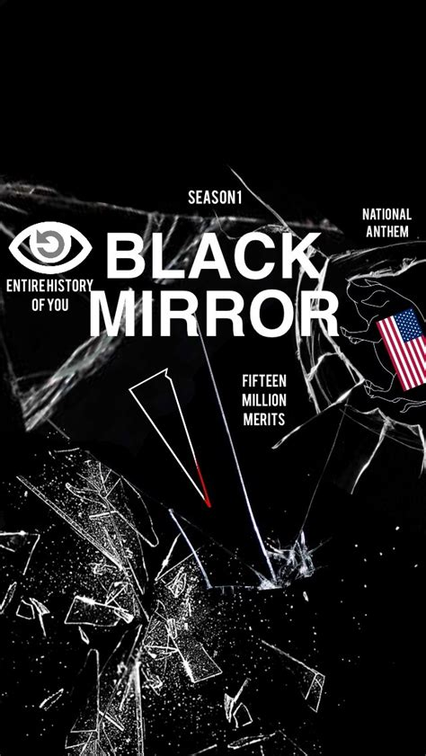 black mirror poster black mirror season 1 poster by clarkarts24 on deviantart